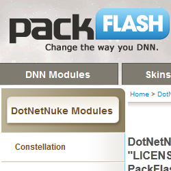Promote audience engagement with PackFlash Comments and Ratings module for DotNetNuke - part 1/2 - Video #322