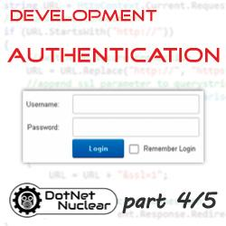 Building a custom DNN authentication provider - Controls & Settings - Part 4/5