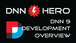 DNN 9 Development Overview