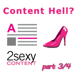 Are you in Content Hell? Go to DNN Haven with 2SexyContent module for DotNetNuke - Part 3/4