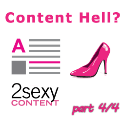 Are you in Content Hell? Go to DNN Haven with 2SexyContent module for DotNetNuke - Part 4/4