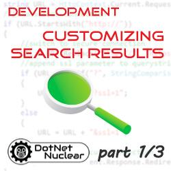 Customizing Your DNN Search Results - Part 1/3