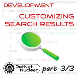 Customizing Your DNN Search Results - Part 3/3