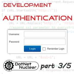 Building a custom DNN authentication provider - Getting Started - Part 3/5