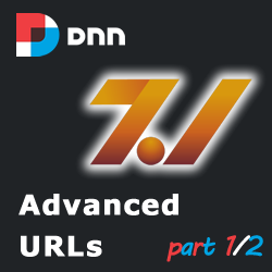 Fixing Friendly URLs after a DNN 7.1 Upgrade - Part 1/2