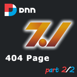"Fixing ""404 Page Not Found"" after a DNN 7.1 Upgrade - Part 2/2"