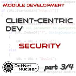 Client-Centric Module Development in DNN: Introduction & Explanation - Part 3/4