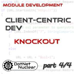 Client-Centric Module Development in DNN: Introduction & Explanation - Part 4/4