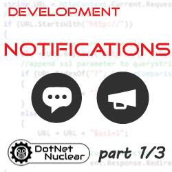 DNN Notifications - Introduction - Part 1/3