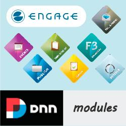 Engage Modules - What a gift to the DNN open source community!