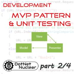 MVP Pattern in action - part 2/4