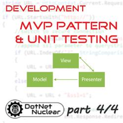 Build a new Unit Test - part 4/4