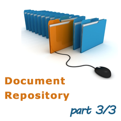 How to create a document repository on DotNetNuke - Part3/3