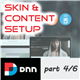 How to setup, apply and configure a DNNGo.net Skin - Part 4/6