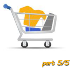 How to create an eCommerce solution using Smith Shopping Cart module on DotNetNuke - Part 5/5