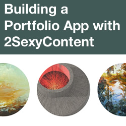 Designing and Coding the 2SexyContent Template with Bootstrap