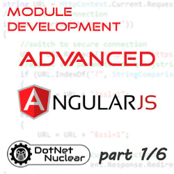 Advanced Angular Concepts for DNN - Introduction and Demonstration of module