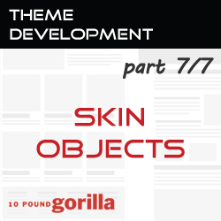 DNN Skin Objects: Terms