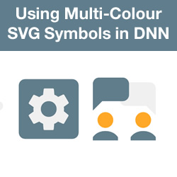 How to Implement Multi Colour SVG Symbols in a DNN Theme - Introduction, Icomoon App and Importing