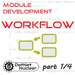 Implementing Workflow in DNN Modules - Introduction and Demonstration