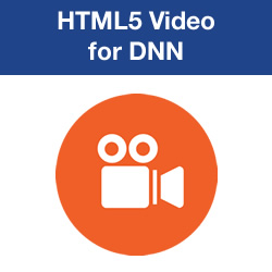 How to use HTML5 Video in DNN - Introduction, Setting up an HTML5 Video Element