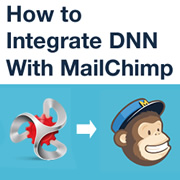 Setting up the EasyDNNMailChimp Module