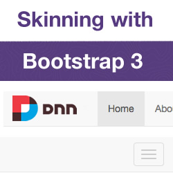 How to Build a Basic DotNetNuke Skin with Twitter Bootstrap 3