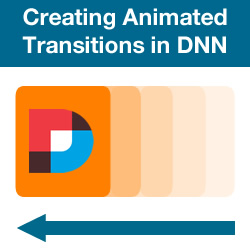 How to Create Animated Transitions in DNN - Introduction and Effect Basic Setup