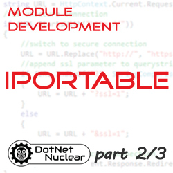 Code walkthrough of IPortable implementation