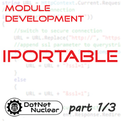 Implementing IPortable - Introduction and demonstration of module portability